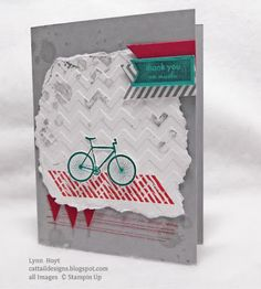 Cattail Designs: Inspiration, A Stampin Up card #StampinUp, #GorgeousGrunge, #MyPaperPumpkin, #HandMadeCard