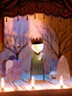 Richard Yot | Light Fantastic Toy Theatre