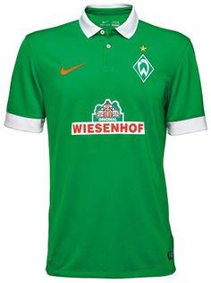 Werder Bremen 2014-15 Nike Home