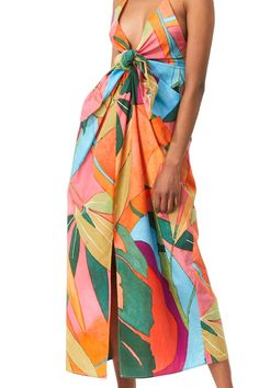 Column Dress, Clothing And Textile, Daily Dress, Mara Hoffman, Summer Outfits Women, Colourful Outfits, Lolita Dress, Looking For Women, Fashion Prints