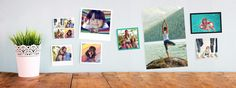 Tus mejores fotos en el formato que quieras.   HAZ TU PEDIDO EN WWW.FOTOFACIL.CL CON DESPACHO GRATIS A TODO CHILE. Chile, Photo Wall, Frame, Home Decor, Get Well Soon, Fotografie, Chili Powder, Room Decor, Frames