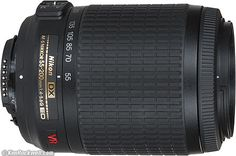 """Ken Rockwell's """"Dream Team"""" of Nikon lenses."""