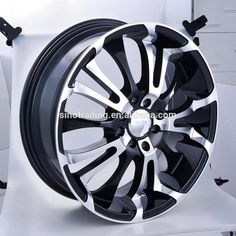 car rim styles | Best Selling&complete Styles Car Alloy Wheel Rims From Shandong ... Rims For Cars, Mini Trucks, Alloy Wheel, Style, Swag, Outfits
