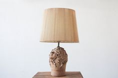 Art Deco Stoneware Face Lamp  http://www.fs20.com/shop/stoneware-female-face-lamp