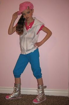 """hip hop costumes for girls 