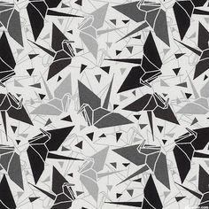 1000 Paper Cranes, Origami Cranes, Herons, Fabric Online, Picture Wall, Grid, Digital Prints, Pattern Design, Bubbles