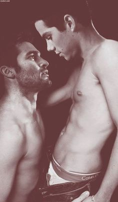 sterek ~ Thanx to *Forever Dreaming* for this Pic *swoon*
