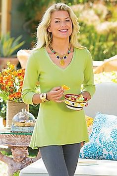 Tequesta Tunic from Soft Surroundings