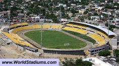 Estadio Jaime Momgo - Cartagena Colombia