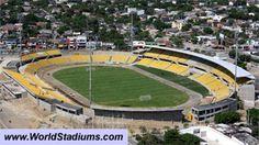 Estadio Jaime Momgo - Cartagena Colombia