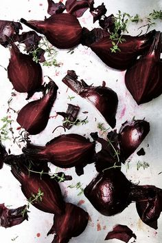 Roasted beets by Mónica Isa Pinto, via Flickr