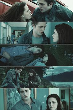 """ • Edward Cullen & Bella Swan Cullen » The Twilight Saga """