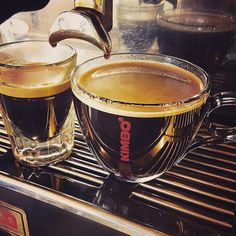 #kimbo #espresso @ Love crepe, Japan