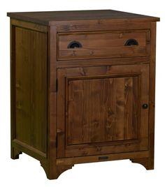 MMW B 70 cm széles alsó szekrény tele ajtó balos + 1 fiók A3, Nightstand, Mood, Table, Furniture, Home Decor, Decoration Home, Room Decor, Night Stand