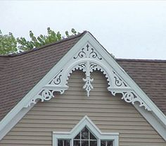 1000 images about fretwork on pinterest victorian for Gingerbread trim for houses