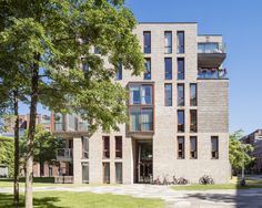 residential block typology amsterdam - Google Search