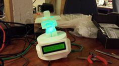 An DIY small Aurora Borealis Monitor