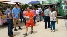 At the market Key West, Farmers Market, Marketing, Key West Florida