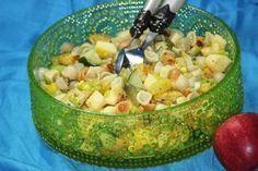 Vanhempi poika tuli pitkästä aikaa iltapalalle tyttöystävänsä kanssa. Kuten olen jo useamman kerran todennut, meidän molemmat pojat tykkä... Food N, Food And Drink, Tuli, Gluten Free Recipes, Guacamole, Salad Recipes, Potato Salad, Salsa, Baking