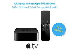 #appletv #fiberinternet #fiberkampanyalar #turkcellsuperonline #fiberteknoloji Apple Tv, Internet