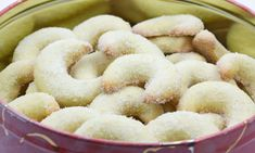 Spritz Cookies, Brownie Cookies, Yummy Cookies, Baking Recipes, Cookie Recipes, Dessert Recipes, Marzipan, Crescent Rolls, What To Cook