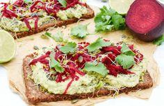delícia beterraba abacate