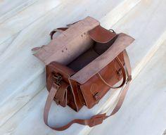 Leather Travel Bag Leather weekender bag leather travel