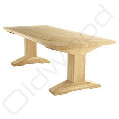Bij Oldwood vindt u tussen de vele robuuste tafels de Turijn. Bij Oldwood vindt u namelijk alleen maar robuuste tafels van top kwaliteit.