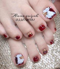 Short Square Nails, Pedicures, Toe Nails, Swag Nails, Nail Designs, Nail Art, Artificial Nails, Gel Toe Nails, Simple Toe Nails