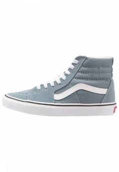 Vans. SK8 - Baskets montantes - goblin blue true white. Semelle de propreté 62a50feea114