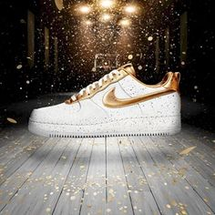 Nike Air Force One | By Barton Damer.