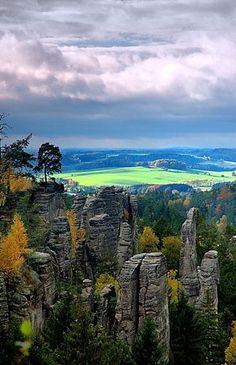 Prachovské skály (Prachov rocks), East Bohemia, Czech Republic