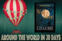 YABC's Around the World in 30 Days with C.D. Gorri of New Jersey, plus giveaways