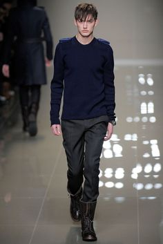 Burberry Prorsum | Fall 2010 Menswear Collection | Style.com