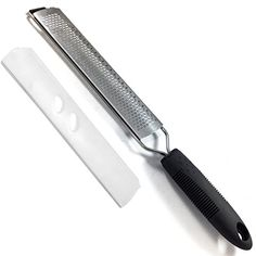E4 TPR Series Zester Grater for LemonCitrusCheese with Cover ** Continue to the product at the image link.