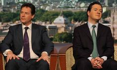 Clegg: Osborne casually cut welfare for poorest to boost Tory popularity