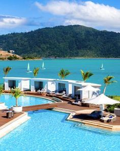 Luxe Down Under: Australia's Hayman Island  One and Only Aquazure Pool