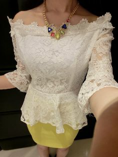 2013 new spring collar lace shirt -  http://zzkko.com/book/shopping?note=23726 $66.33