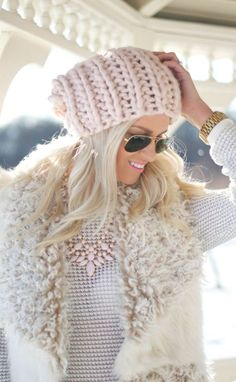 fur and knit