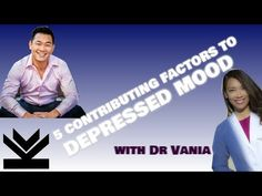 Vania Manipod, goes over 5 contributing factors that may make you not feel your best. Neuroscience, Depressed, Factors, Behavior, Psychology, Mindfulness, Mood, Music, Youtube
