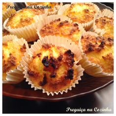 Portuguese Desserts, Portuguese Recipes, Stella Recipe, Kitchen Recipes, Cooking Recipes, Sweet Recipes, Cake Recipes, Coconut Tart, Food Wishes
