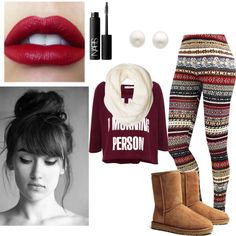 """""""Comfy Outfit"""" by brooklyn-yarbrough on Polyvore"""