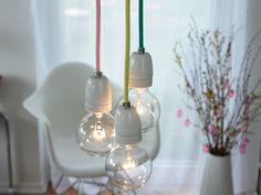 """Lampen & Kerzen - Lampe """"Pure"""" Porzellan - ein Designerstück von rmi-design bei DaWanda"""