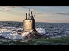 Onboard A Brand New US Nuclear Sub. Have a glimpse of what its like to live and work onboard the most advanced United States nuclear submarine. The USS Minnesota SSN783 was commissioned on September 7 2013 and is the newest sub in the fleet at the time of this upload. The USS North Dakota SSN784 is scheduled to be commissioned in May 2014. Military Videos, Military News, Uss Pennsylvania, Nuclear Submarine, New Uses, Submarines, North Dakota, Armed Forces, Science And Technology