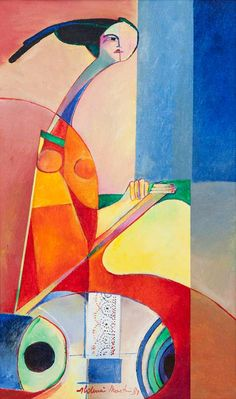 Arte,Aldemir Martins,Pinturas,Blog do Mesquita,Rendeira 01 XXX                                                                                                                                                      Mais