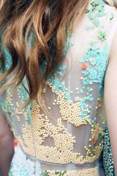 Maria BergmanSt Martins school of Fashion graduates 2012