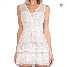 Bcbg Max Azaria Lace Dress