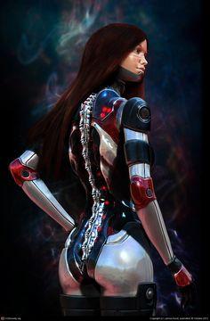 3D Art: Nova-25 - 3D, Sci-fiCoolvibe – Digital Art