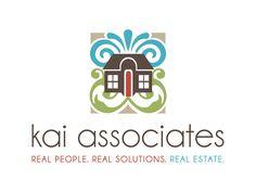 Enter to win a custom designed logo: http://boutiquebydesign.com/blog/free-logo-contest-details/  Boutique By Design Portfolio - Logo Design - Kai Associates Real Estate