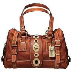 Fashion Corner: Coach Handbags